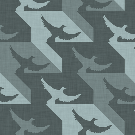 hounds_tooth7 fabric by sary on Spoonflower - custom fabric