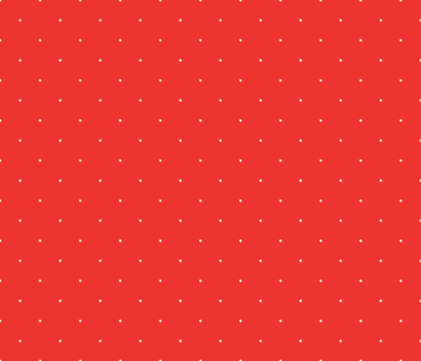 Microdot_ Coral Colorway fabric by michelerosenboom on Spoonflower - custom fabric