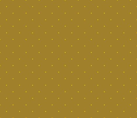 Microdot_Gold Colorway fabric by michelerosenboom on Spoonflower - custom fabric