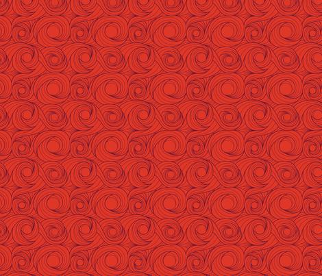Undulate fabric by michelerosenboom on Spoonflower - custom fabric