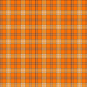 ORANGE GROVE TARTAN