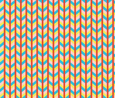 stripe fabric by friedbologna on Spoonflower - custom fabric
