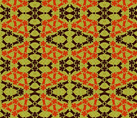 bones fabric by y-knot_designs on Spoonflower - custom fabric