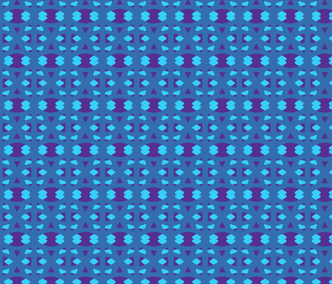 abstract eyes fabric by pins_x_needles on Spoonflower - custom fabric