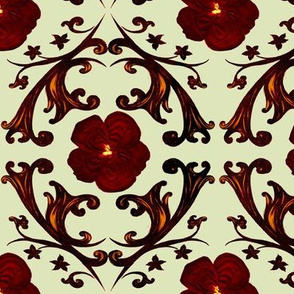 flower_with_motif_design