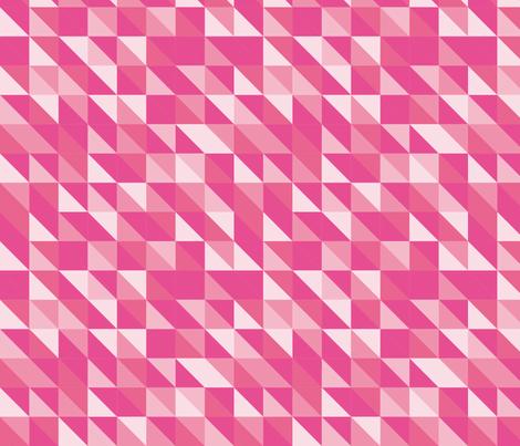 simply triangles fabric by larako on Spoonflower - custom fabric