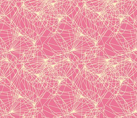 """once I was a poppy pt. 2"" fabric by larako on Spoonflower - custom fabric"
