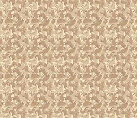 Sixth Scale British 4 Color Desert DPM fabric by ricraynor on Spoonflower - custom fabric