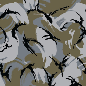 British DPM Urban Camo