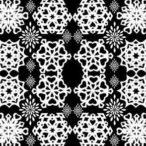 Snowflake Lace