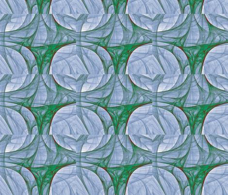 Cosmic Web 4 fabric by animotaxis on Spoonflower - custom fabric