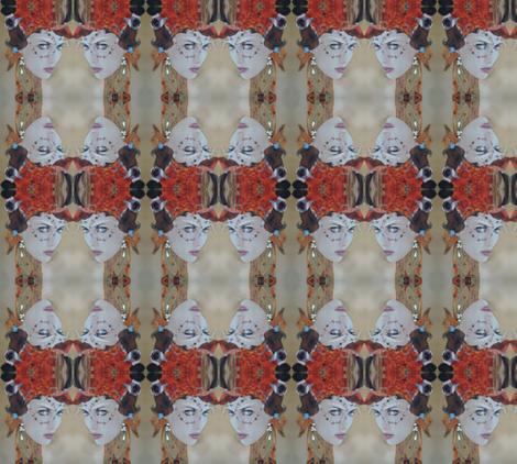 aquamarine fabric by rosalind_san_felipe on Spoonflower - custom fabric