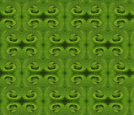 snake fabric by podaiboo on Spoonflower - custom fabric