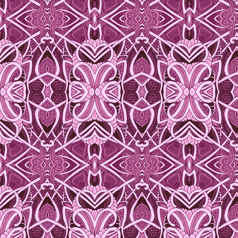Big Pink fabric by edsel2084 on Spoonflower - custom fabric