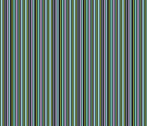 Bomb Squad Stripes fabric by sugarxvice on Spoonflower - custom fabric