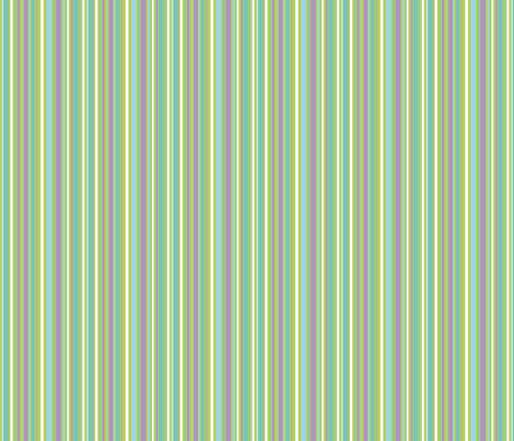 Bomb Squad Stripes White fabric by sugarxvice on Spoonflower - custom fabric