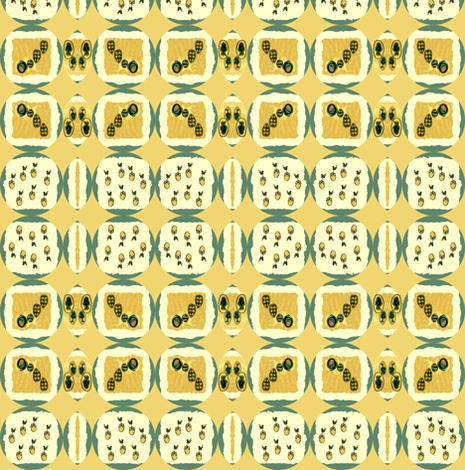 Hatching fabric by robin_rice on Spoonflower - custom fabric