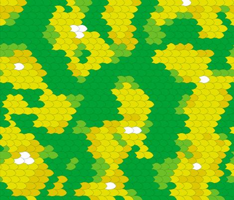 Snake Skin fabric by policunha on Spoonflower - custom fabric