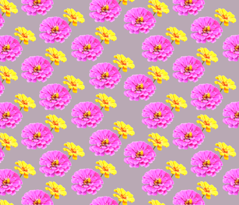 Three is a Crowd fabric by pond_ripple on Spoonflower - custom fabric