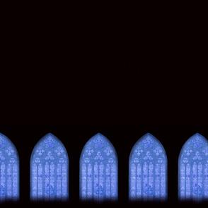 Alphone Mucha Gothic Cathedral