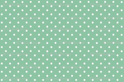 Pin Dots Mint