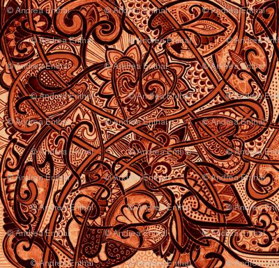 Unique Pseudo Batik