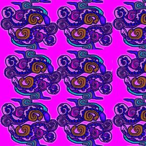 mayan_snakes_pink_4