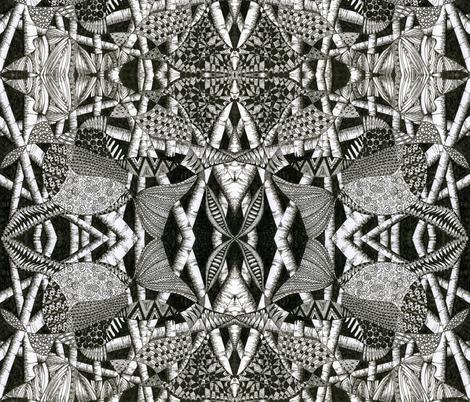 fishes or not fabric by ekeskleurdesign on Spoonflower - custom fabric