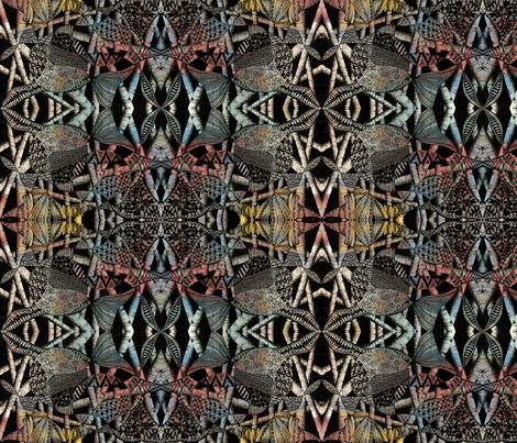 fishes or not colour fabric by ekeskleurdesign on Spoonflower - custom fabric