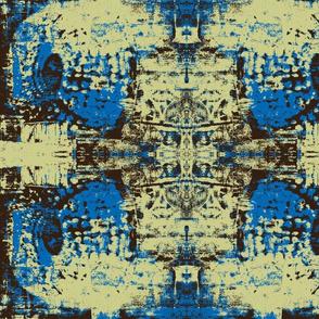 Azteca-Blue