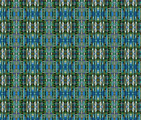 """The beauty below the surface"" fabric by elizabethvitale on Spoonflower - custom fabric"