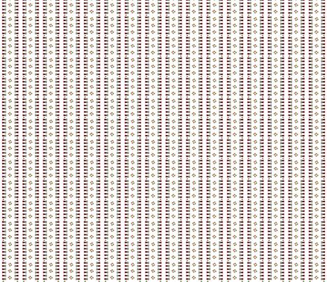 Alsaciennes et roses fabric by manureva on Spoonflower - custom fabric