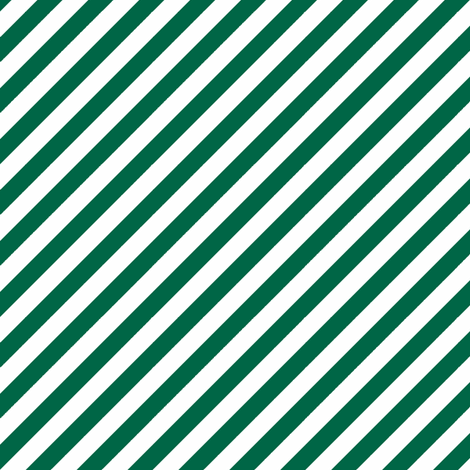 Diagonal Stripe Malachite fabric by honey&fitz on Spoonflower - custom fabric