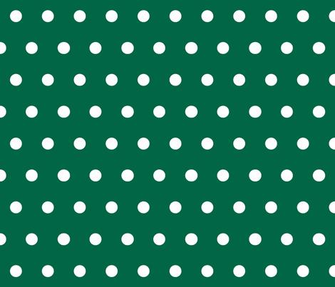 Dot Malachite fabric by honey&fitz on Spoonflower - custom fabric