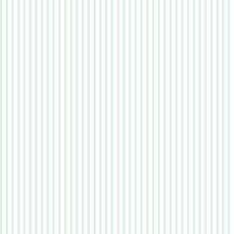 Birthday Curls green stripes fabric by floating_lemons on Spoonflower - custom fabric