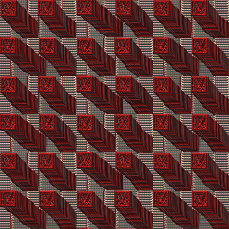 stacks fabric by y-knot_designs on Spoonflower - custom fabric