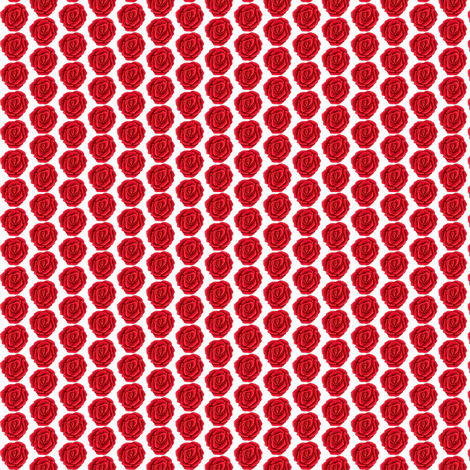 Rose Red fabric by mahrial on Spoonflower - custom fabric