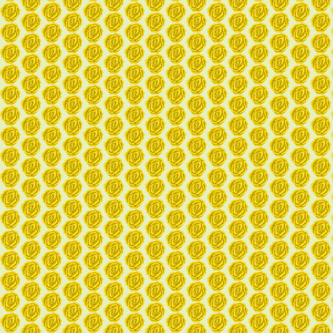Rose Yellow fabric by mahrial on Spoonflower - custom fabric