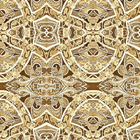 Ride 'em Cowboy fabric by edsel2084 on Spoonflower - custom fabric