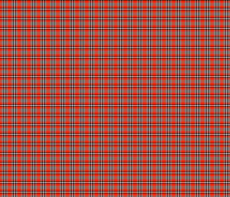 plaid_4 fabric by friar&fife on Spoonflower - custom fabric
