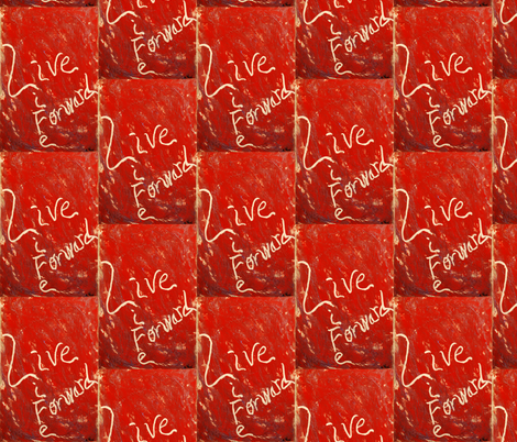 Live fabric by poetrynpics on Spoonflower - custom fabric