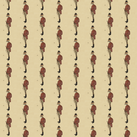Col. Renard MF fabric by ragan on Spoonflower - custom fabric