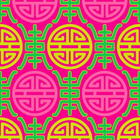 Longevity fabric by nekineko on Spoonflower - custom fabric