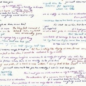 Miss Austen Writes