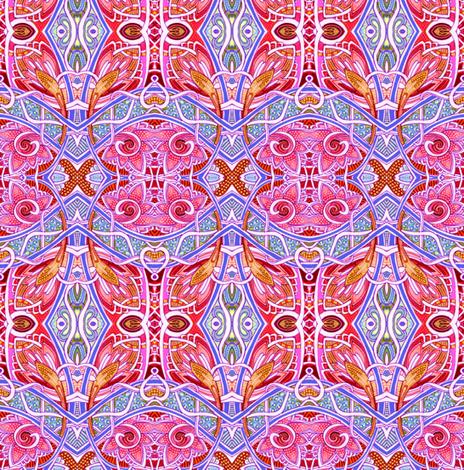 Crocus Blocks fabric by edsel2084 on Spoonflower - custom fabric
