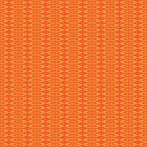 Boho Stripes (Orange)