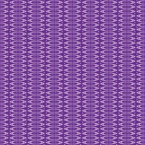 Boho Stripes (Purple)