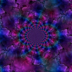 Rainbow Fractal Inversion