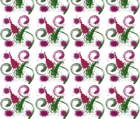 Celebration fabric by peacefuldreams on Spoonflower - custom fabric