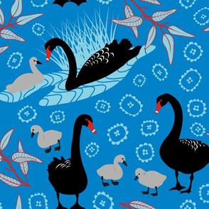 Black Swan Toile